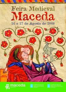 Feira medieval 2008 Maceda