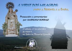 Conferencia A Virxe dos Milagros