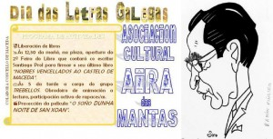 Letras galegas 2009